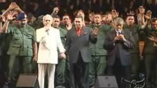 Benny Hinn - Holy Spirit Outpouring In Venezuela (2009)