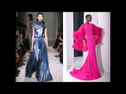 Модные платья 2017-2018 нарядные