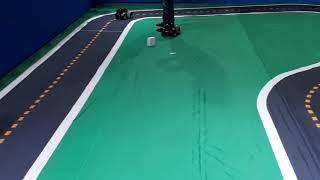 Auto drive car got fooled by shadow