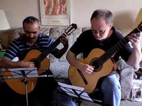 Moderato - Fernando Sor - Played by Nylon Tapestry