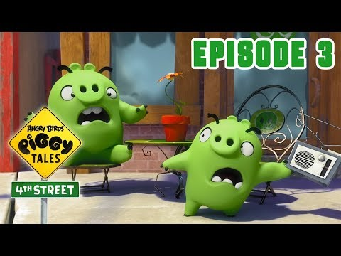 Piggy Tales - 4th Street | Bad Signal - S4 Ep3