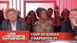 Le coup de gueule d'Hapsatou Sy sur l'affaire Angot/Rousseau - Les Terriens du dimanche