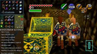 Ocarina of Time - #19: Dungeon Scraping