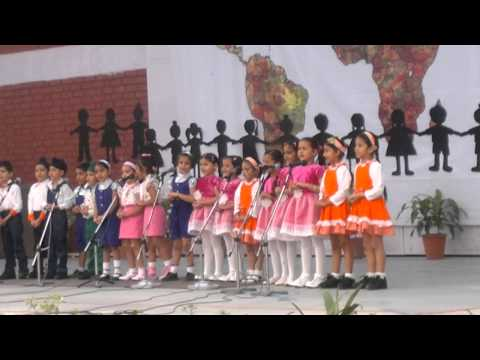 Baani Khosa-u.k.g- Song And Rhyme Day At Yps Mohali video