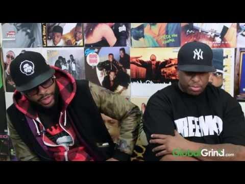 Royce Da 5'9 & DJ Premier Break Down How They Made Their PRhyme Album (VIDEO)