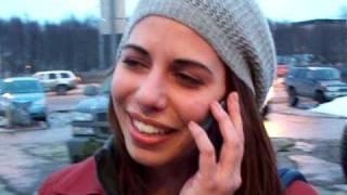 Laura Bailey & Travis Willingham: Prank call
