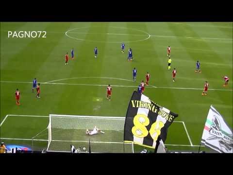 JUVENTUS Vs Cagliari  Goal Pogba 1-0