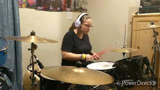 Twenty One Pilots Legend- Girl drum cover (14 years old)