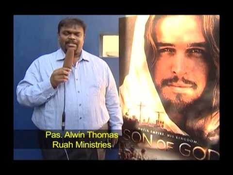 Son Of God | Pas. Alwin Thomas | Review video