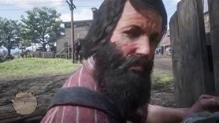 Red Dead Redemption 2 funny clip