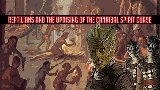 Reptilians and the Uprising of the Cannibal Spirit Curse w/ David Carrico & Jon Pounders