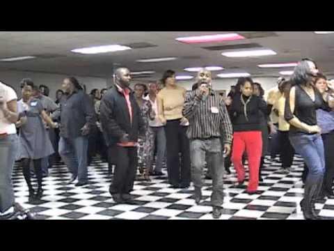 Wobble Line Dance