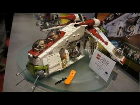 New Lego Star Wars 75021 Republic Gunship 2013 Pictures HD (Summer Set)