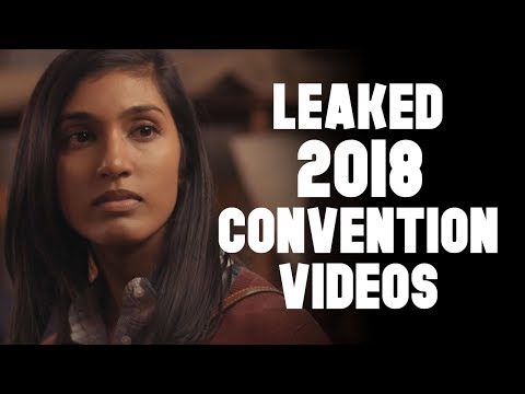 Leaked 2018 Convention Videos (LGBTQ allies portrayed as hostile & confrontational!)