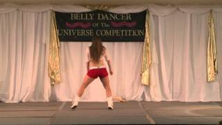 BDUC 2014 Fusion  - Cassandra Fox dancing to That