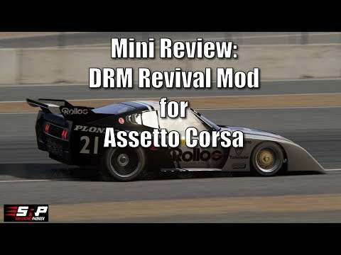 Mini Review - DRM Revival Mod for Assetto Corsa