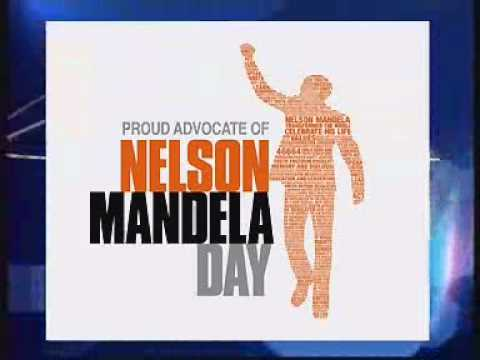 Mandela Day, 07 July 2011