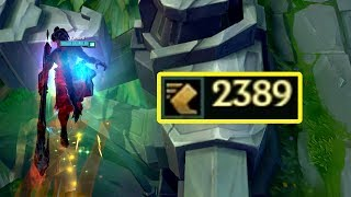 2000+ MS KAYN MOVING THROUGH WALLS! Moving outside of Map?!