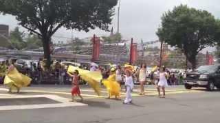 Ecuadorian Parade  in  NYC Sunday August 4th 2014