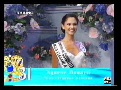 Miss Italia 1996 – Presentazione delle 80 finaliste