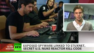Exposed spyware linked to Stuxnet, secret US nuke reactor kill code