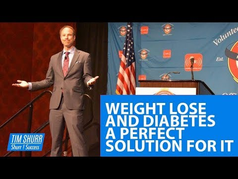 Diabetes and Losing Weight