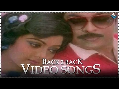 Back 2 Back Video Songs - Donga Mogudu Telugu Movie video