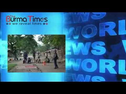 Burma Times TV Daily News 06.04.2015