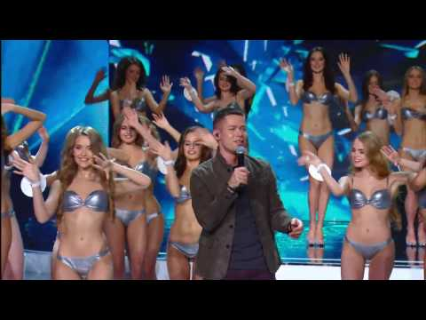 Мисс Россия 2017: Выход в купальниках - Miss Russia 2017: Swimsuits