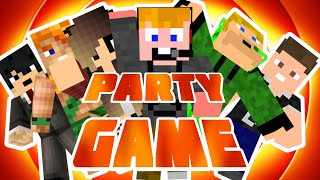 Minecraft - Party game [MEKKORA PARTY!]
