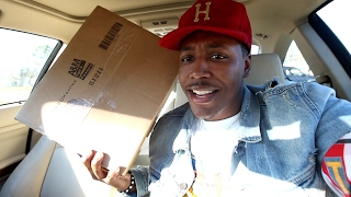 FIRST ON YOUTUBE!? SPECIAL EARLY SNEAKER UNBOXING!