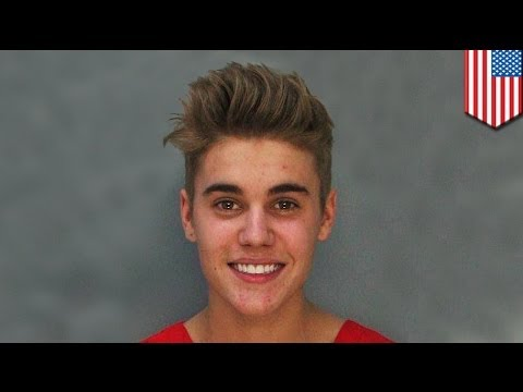 Justin Bieber arrest: Miley Cyrus look-alike charged with DUI, drag racing