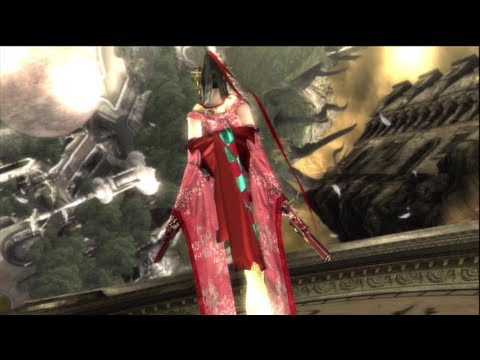 Bayonetta - Part 11 - Paradiso-A Remembrance of Time: Nuts Vs Guts thumbnail