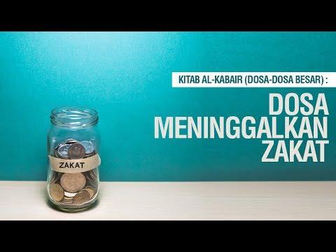 Dosa Meninggalkan Zakat - Ustadz Ahmad Zainuddin Al-Banjary