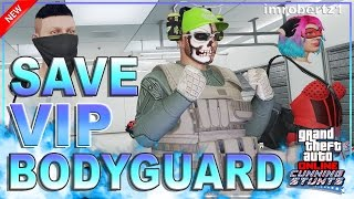 GTA 5 Online - Best Save Bodyguard Outfit Glitch! Cool CEO VIP Bodyguard Clothing! GTA 5 Glitches!