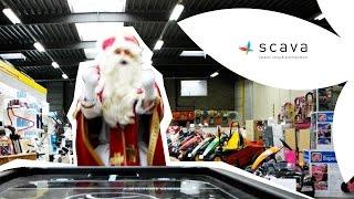 Ook de Sint koopt bij Scava