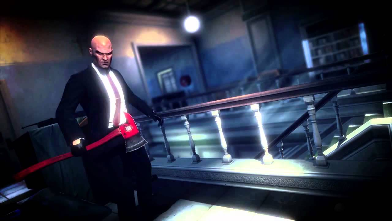 Agent 47 Gameplay Introducing Agent 47