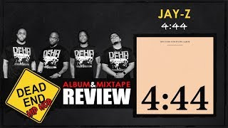 JAY-Z - 4:44 Album Review | DEHH