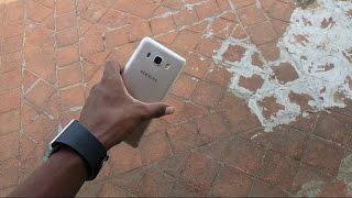 Samsung Galaxy J5 2016 Drop Test