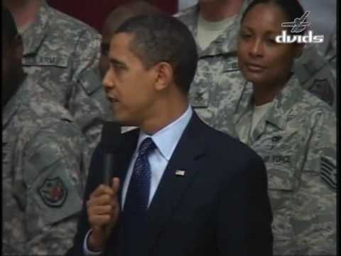 President Obama Surprise Visit to Iraq