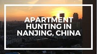 APARTMENT HUNTING IN NANJING CHINA