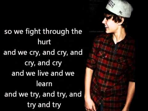 Down To Earth (acoustic)- Justin Bieber video