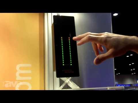 InfoComm 2013: Fitness Audio Demos Trigger System