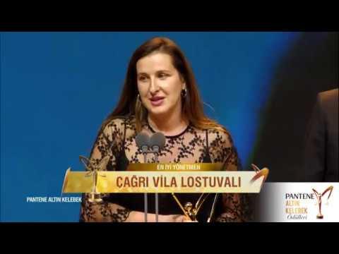 En İyi Yönetmen - Çağrı Vila Lostuvalı