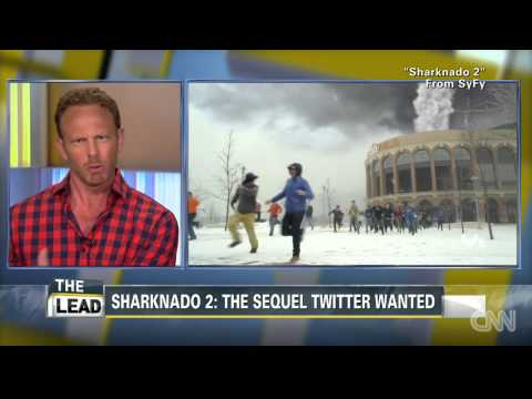 Sharknado 2: The Sequel Twitter wanted