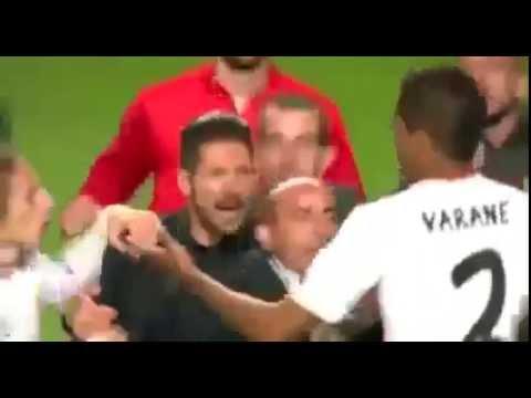 Diego Pablo Simeone | Raphael Varane | 2014 | UEFA Champions League | Final