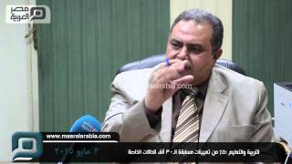 مصر العربية | التربية والتعليم :5% من تعيينات مسابقة الـ30 ألف للحالات الخاصة