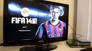 FIFA 14 on Sony PlayStation 4 (Gameplay)