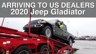 Here It Comes! 2020 Jeep Gladiator Arrives on Everyman Driver