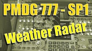 FSX PMDG 777 SERVICE PACK - WEATHER RADAR